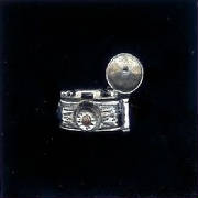 Flash Camera Sterling Silver!