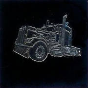 Sterling Silver Large Truck!